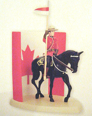 2013 Royal Canadian Mounted Police, Canada Exclusive