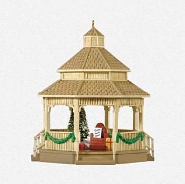 2013 Gazebo, Nostalgic Houses and Shops, Limited Edition