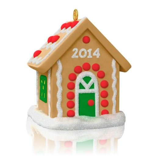 2014 Jolly Gingerbread House, Merry Makers