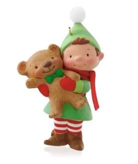 2014 Teddy Bear Maker, Club Ornament