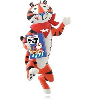 2014 Tony the Tiger, Frosted Flakes, Oct Reveal