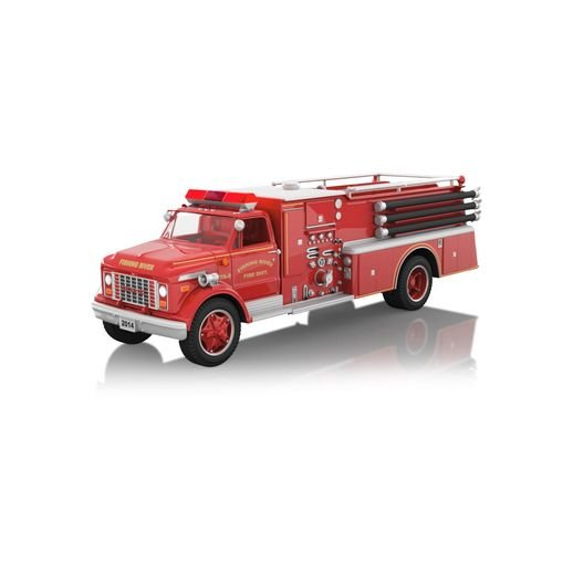 2014 1971 GMC Fire Engine, Fire Brigade #12