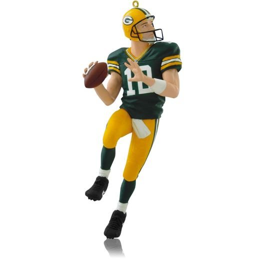 2014 Aaron Rodgers, Football Legends #20 - DB