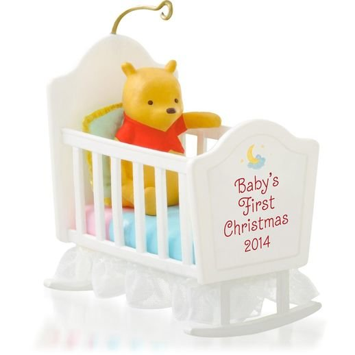 2014 Baby's First Christmas, Pooh, Disney