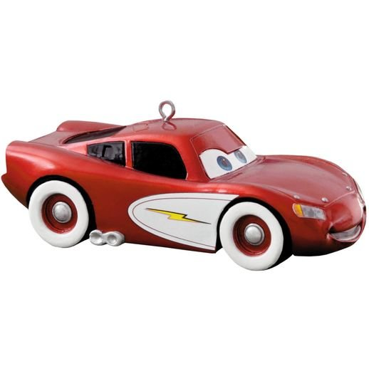 2014 Radiator Springs, Lightning McQueen, Disneys Cars