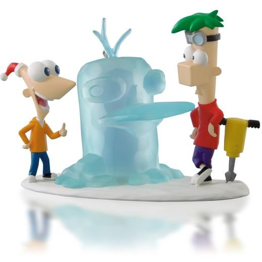 2014 Icy-Cool Adventure, Disney, Phineas and Ferb