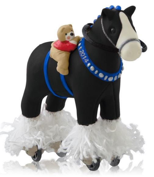 2014 A Pony for Christmas, LIMITED EDITION DB