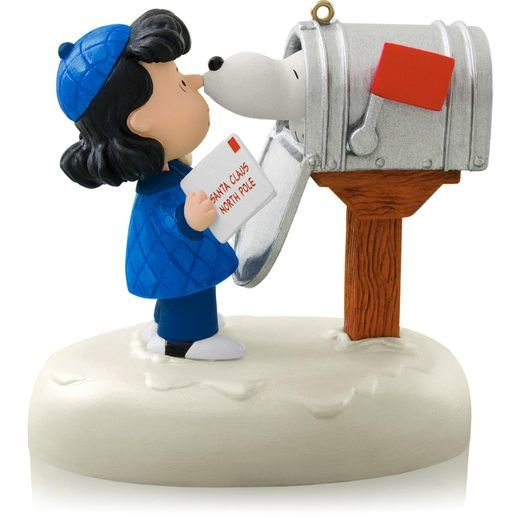 2014 Snoopy's Christmas Greeting!, Peanuts, Magic