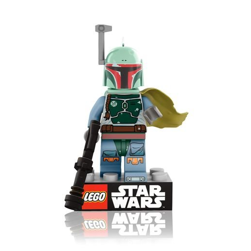 2014 Boba Fett, Lego Star Wars - DB