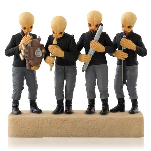 2014 Cantina Band, Star Wars, Magic