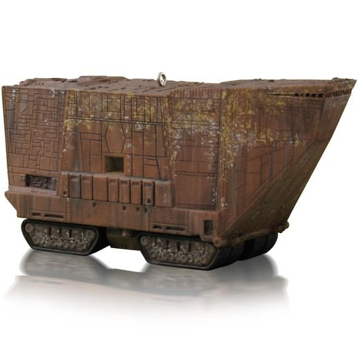 2014 Sandcrawler, Star Wars, Magic
