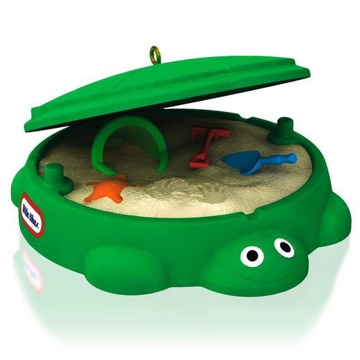 2014 Classic Turtle Sandbox, LIttle Tikes