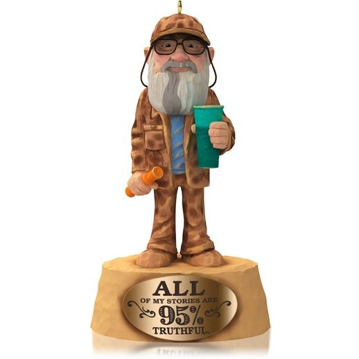 2014 Uncle Si, Duck Dynasty, Magic
