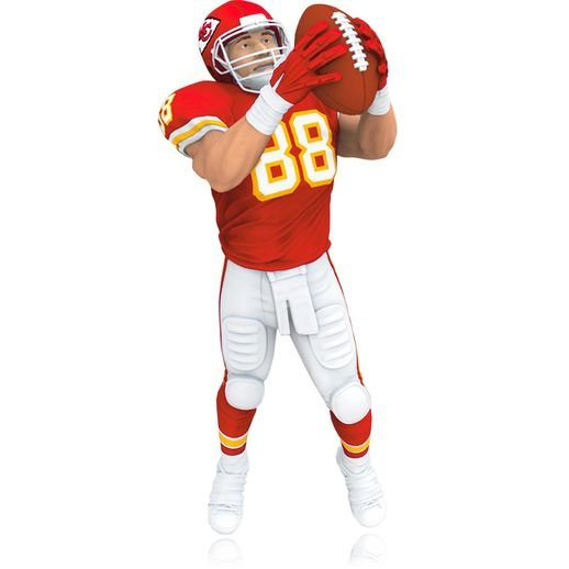 2014 Tony Gonzalez, Kansas City Chiefs, Football Legends Compliment