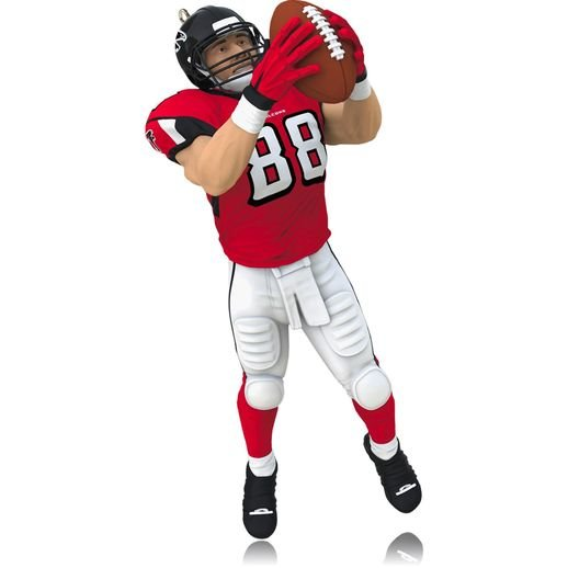 2014 Tony Gonzalez, Atlanta Falcons, Football Legends Compliment
