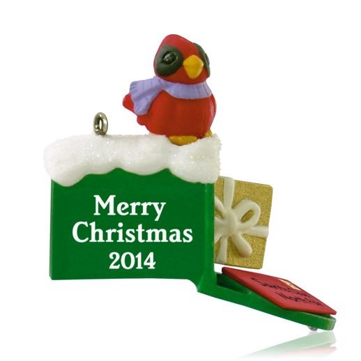 2014 Santa Has Mail!, Miniature