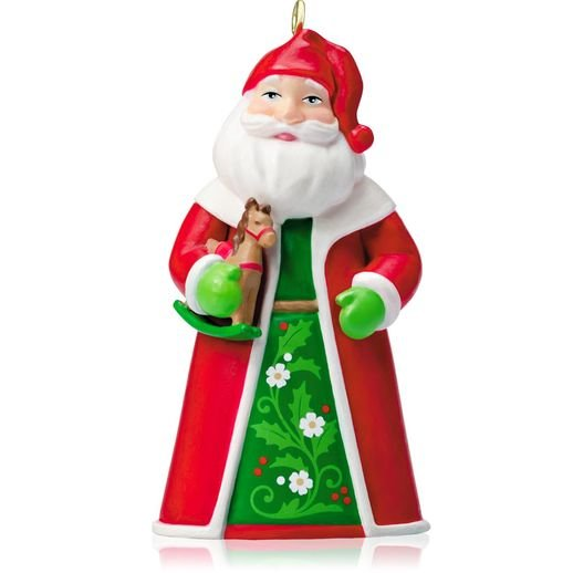 2014 Santa the Toy Bringer, Miniature