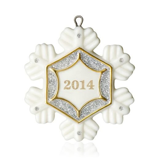 2014 Little Snowflake, Miniature