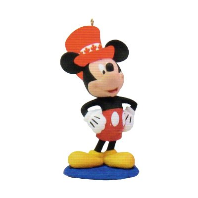 2015 A Year of Disney Magic #12 Patriotic Mickey CANADIAN EXCLUSIVE