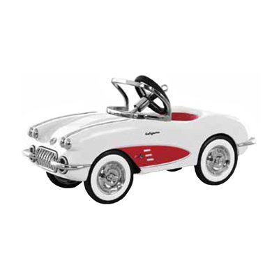 2015 Kiddie Car 1958 Chevrolet Corvette