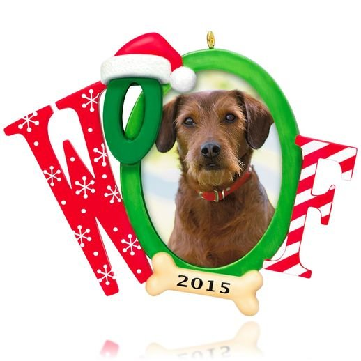 2015 Doggone Good Christmas, Photo Holder