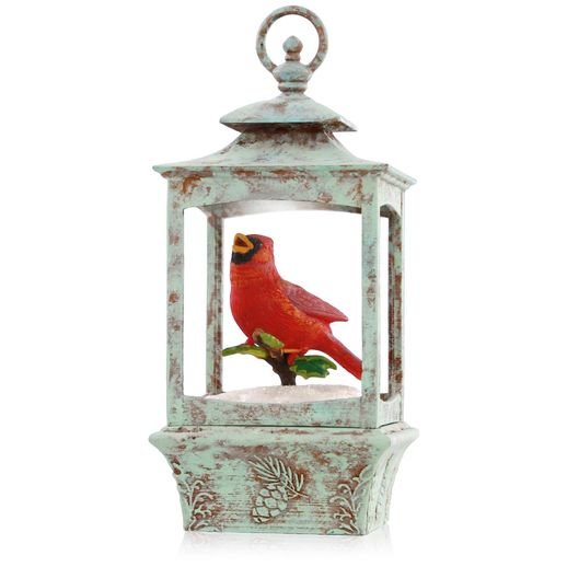 2015 Christmas Cardinal Lantern, Magic