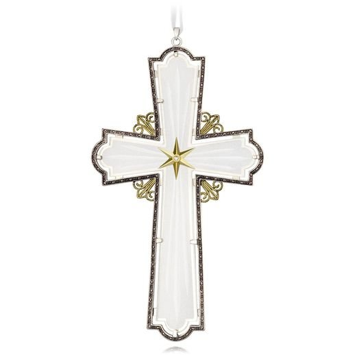 2015 Radiant Cross, Premium Ornament