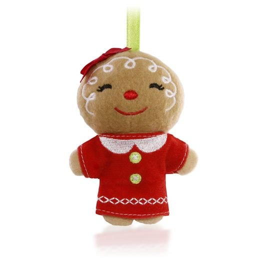 2015 Gingerbread Girl Plush