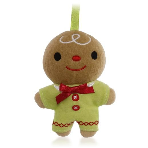 2015 Gingerbread Boy Plush