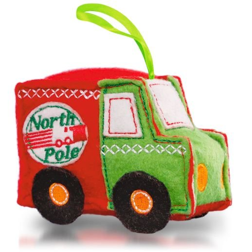 2015 Special Delivery Plush Truck