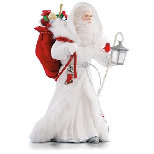 2015 Father Christmas, Premium Ornament