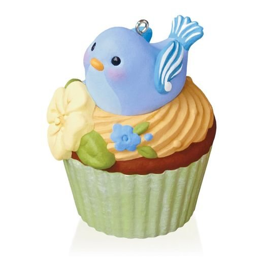 2015 Nest Sweet Nest Keepsake Cupcake