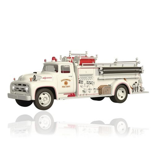 2015 1956 Ford Fire Engine, Fire Brigade #13