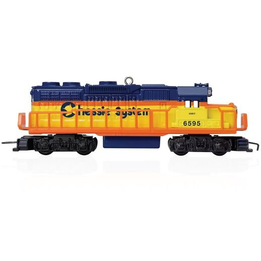 2015 Lionel Chessie System Locomotive, LIONEL Trains #20