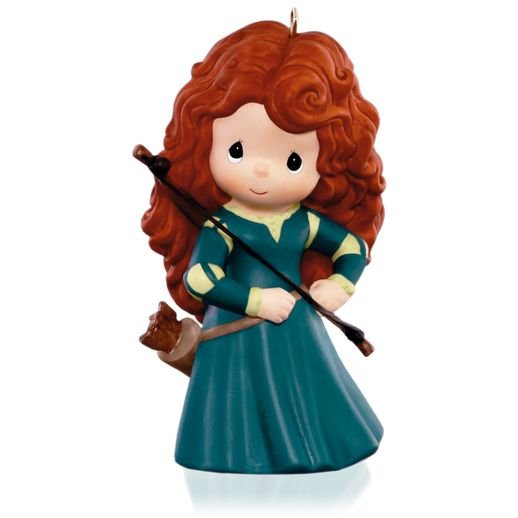 2015 Princess Merida, Disney's Brave, Precious Moments
