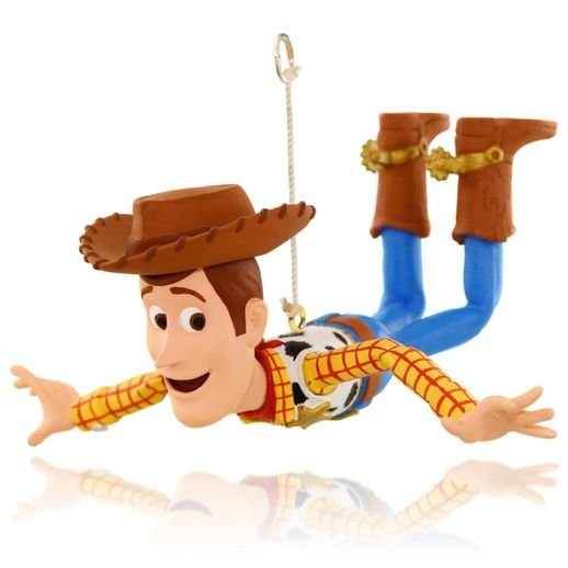 2015 Woody Is on a Mission!, Disney