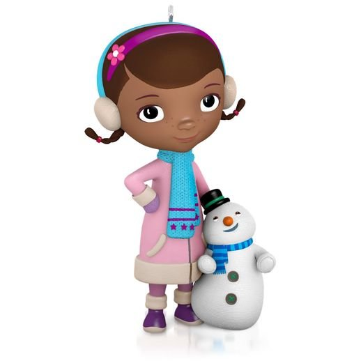 2015 Doc and Chilly, Disney Doc McStuffins