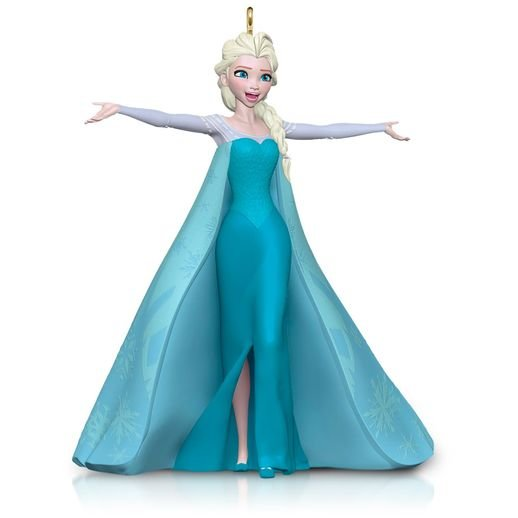 2015 Let It Go, Queen Elsa, Disney's Frozen