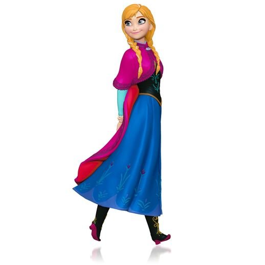 2015 Princess Anna, Disney's Frozen