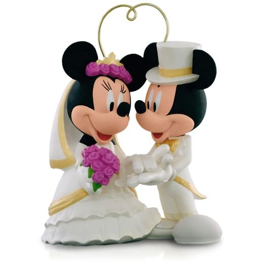 2015 I Do Times Two, Mickey and Minnie, Wedding
