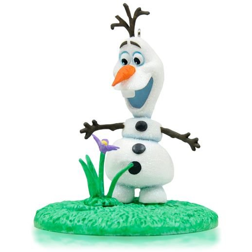2015 Olaf In Summer, Disney's Frozen