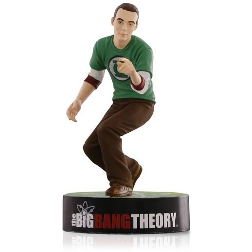 2015 Dr. Sheldon Cooper, The Big Bang Theory, Magic