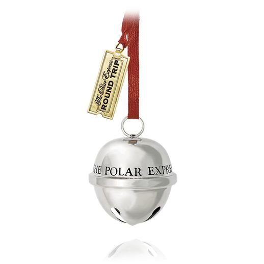 2015 Santa's Sleigh Bell, The Polar Express
