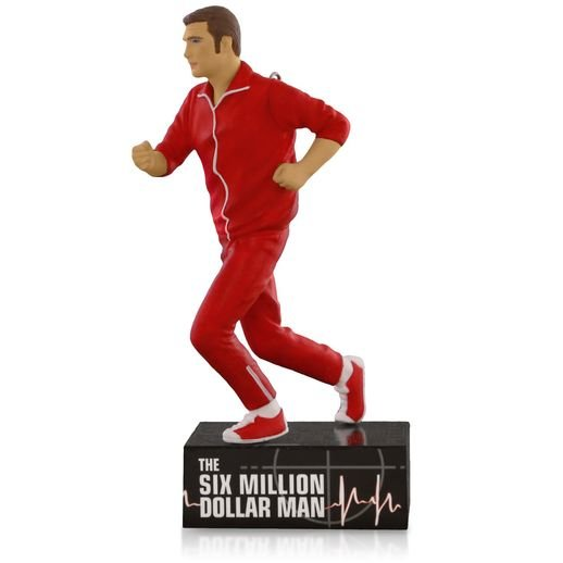 2015 The Six Million Dollar Man