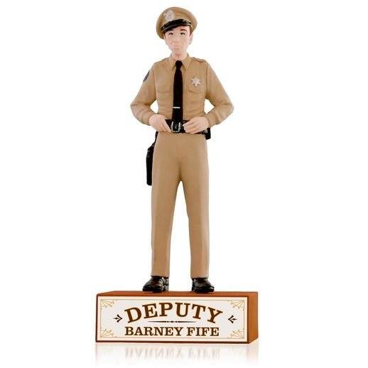2015 Deputy Barney Fife, The Andy Griffith Show, Magic