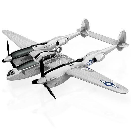 2015 Lockheed P-38 Lightning