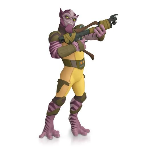 2015 Zeb Orrelios, Star Wars Rebels