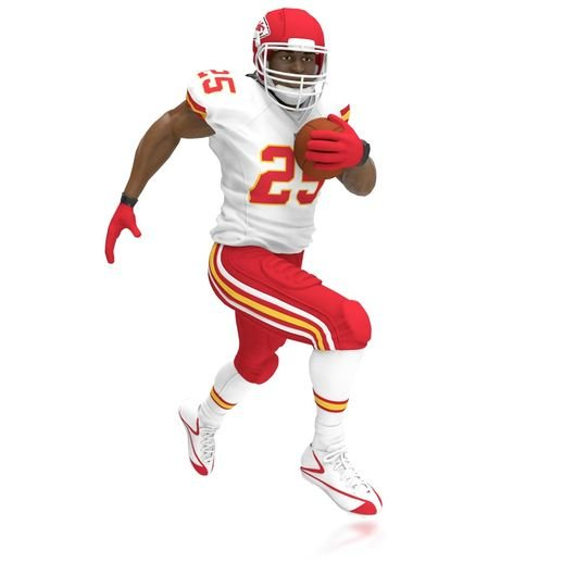 2015 Jamaal Charles, Football Legends Compliment