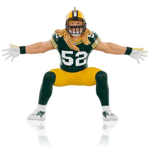 2015 Clay Matthews, Football Legends Compliment