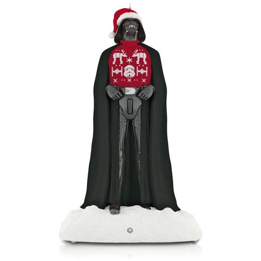 2015 Holiday Darth Vader, Star Wars
